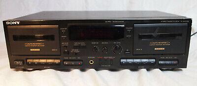 Sony TC - WR 735 S  Cassettendeck Defekt segunda mano  Embacar hacia Argentina