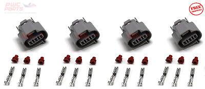 YAMAHA 08+ FX-SHO SVHO GP1800 FZ 1.8L Spark Plug Coil Connector Plug Kit