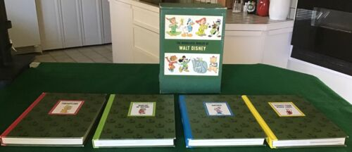 The Wonderful Worlds of Walt Disney - Collectible books