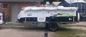 2014 Jayco Swan Outback Camper trailer Corindi Beach Coffs Harbour Area Preview
