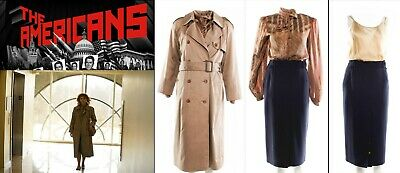 The Americans - Keri Russell Screen Worn Wardrobe Outfit w/Studio COA