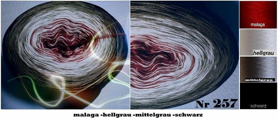Bobbel Farbverlaufsgarn Lacegarn 3/4/5-fädig häkeln stricken in Moringen