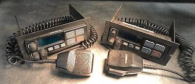 2 Ge Ericsson Ma-com Orion Mobile Radio Control Head Units Model Kry101163212