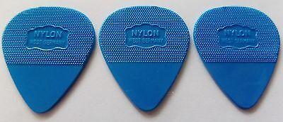 Herdim Guitar Picks U2s  Favorite Blue 3 Picks