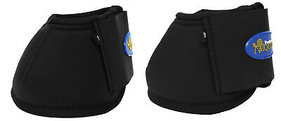 Horse Medium Professional Equine Over-Reach Sports Bell Boots 4103