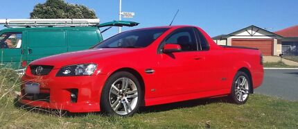 2007 HOLDEN COMMODORE UTE VE SS Wembley Cambridge Area Preview