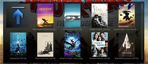 MOVIES TV MUSIC IPAD APPLE TV IPHONE XR/XS/XS MAX XBOX ONE KODI