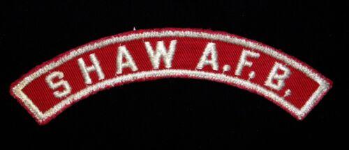 BOY SCOUT SHAW A.F.B  R&W Comm strip