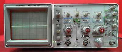 Tektronix 2235 Anusm-488 100 Mhz Oscilloscope B076374