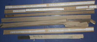 D-2 High C Cr Tool Steel Flat Ground 316 Thk X 1-14 W X 12 L Oversize
