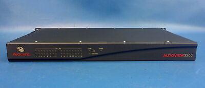 Avocent Autoview 3200 AV3200 KVM Switch | 520-473-504