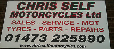 CS Motorcycle Parts