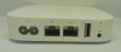 Apple Airport Express A1392 MC414B/A WiFi Router AirPlay 2 - Open Box Ex Display