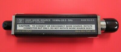 Hp 346c 10mhz-26.5ghz Noise Source 3.5mm Connector