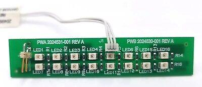 Ge Dash 5000 Monitor Alarm Light Led Pcb Circuit Board