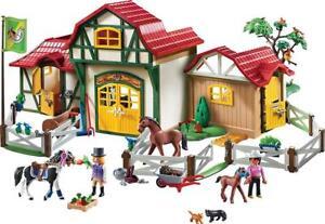 NEW Playmobil 6926 Horse Farm Building Set Condtion: New