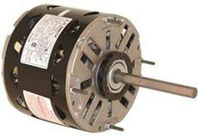 Century 13 Hp Fan Blower Motor 1075 Rpm 3 Speed 115 Volts 48 Frame Dl1036
