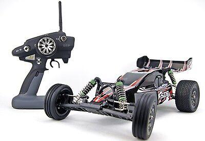 Ferngesteuertes RC Auto Buggy 1:10 Funrace FR03A15 48km/h 2,4GHz 46cm lang
