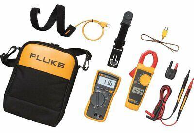 Fluke 116323 Kit Handheld Multimeters - True Rms Yes Type Digital