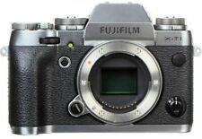 Fujifilm X-T1 Mirrorless Digital Camera (Graphite Silver Body Only)