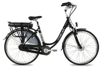 Vogue Premium e-bike dames 480Wh Zwart