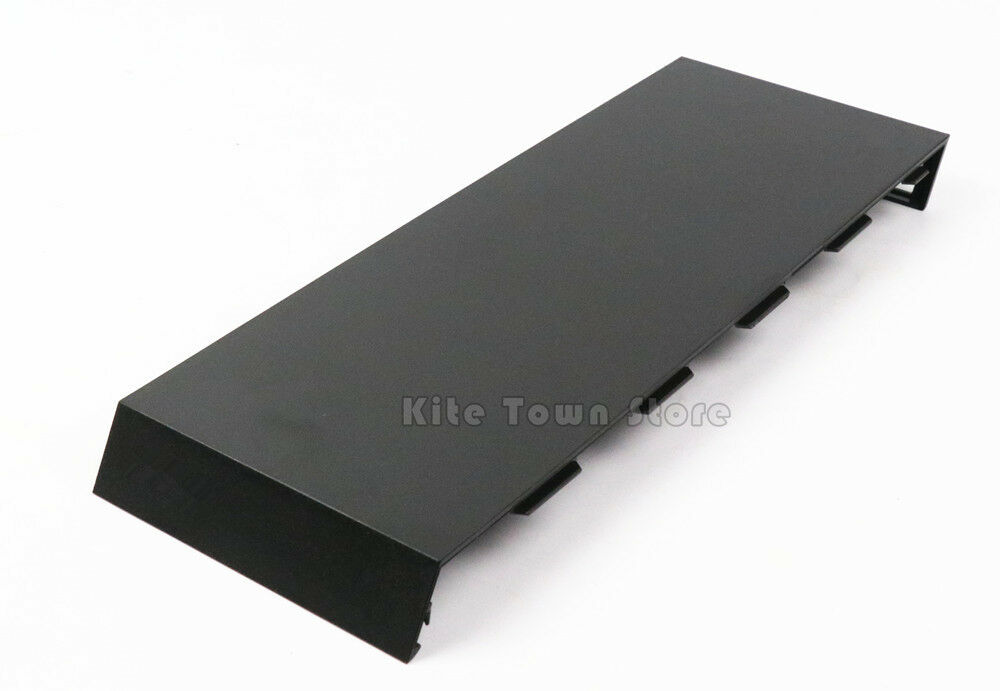 HDD Hard Drive Bay Cover Shell for PS4  Glossy frosted Black