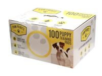 NEW Puppy Training Pads, Box of 100 Ultra Absorbent + FREE local delivery