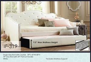 lit gigogne lit et matelas dans qu bec petites annonces class es de kijiji. Black Bedroom Furniture Sets. Home Design Ideas