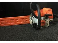 Sthil chainsaw ms180