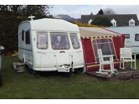 Caravan for sale Vanroyce 450 et