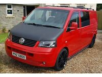 T30 2.5tdi, LWB 4 motion PD 130PS 2005