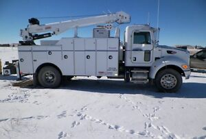 Crane Truck - Lease or Finance