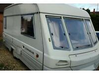 SWIFT CORNICHE 2BERTH TOURING CARAVAN