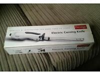 Prestige electric carving knive