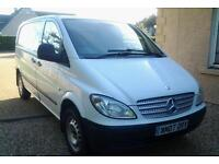 Mercedes Vito 111CDi 2007 Years Mot