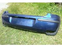 Vauxhall Corsa C Rear Bumper Facelift Model