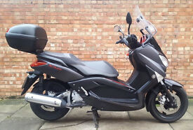 Yamaha XMAX 250, Excellent condition with low mileage