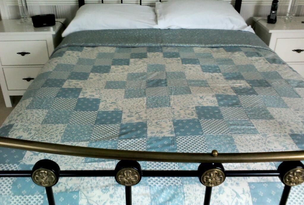 Laura Ashley Patch Work Quilt In Leicester