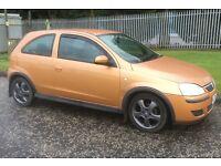 Vauxhall Corsa 1.2 - 2004
