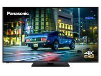 """Brand New PANASONIC TX-50HX580B 50"""" Smart 4K Ultra HD HDR TV"""
