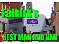 Falkirk's top man & van. Whatsapp us for quick quote