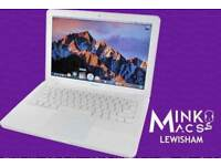 13' White Macbook Laptop Music Production Film Photography Graphic Design 2.4GHz 4GB Ram 500GB HDD