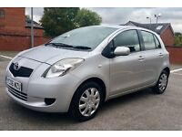 TOYOTA YARIS 2006 T3 VVTI PETROL 1.3 FULL SERVICE HISTORY GREAT CONDITION A/C 2 KEYS WITH REMORT