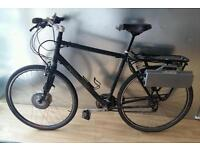 Specialized Hybrid with Electric Conversion