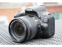 Canon 200D (basically new)