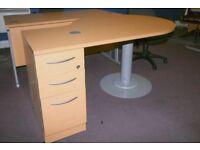 Desks including Reception Desk