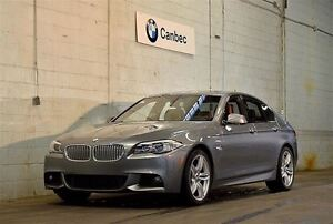 2013 BMW 550 i xDrive M SPORT PACKAGE | EXECUTIVE PACKAGE | LOW