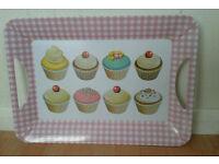 Cupcake Design Tray