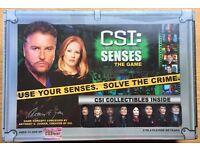 CSI: Senses The Games