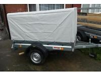 NEPUN trailer camping box trailer brand new